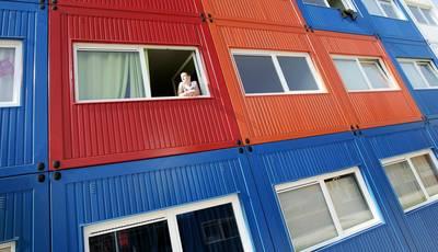 Containerwoningen bij Universiteit Twente moeten antwoord zijn op acute kamernood
