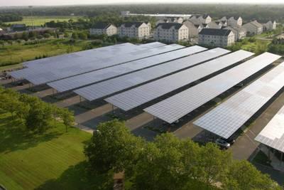 Ikea Hengelo krijgt eindelijk ook zonnepanelen, niet op het dak maar op het parkeerterrein