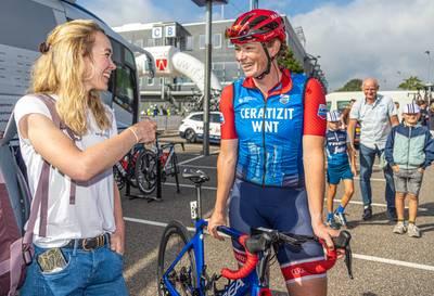 Wrang einde van wegcarrière wielrenster Kirsten Wild na positief coronageval in ploeg