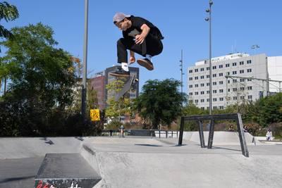 Hengelose skateboarder Bert Wilmink (17): 'Het is allang geen hype meer, maar way of life'
