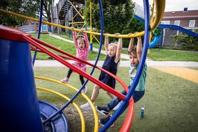 Van spelen in de speeltuin tot cadeaus van Sinterklaas: kinderen zijn terug bij 't Lansink in Hengelo